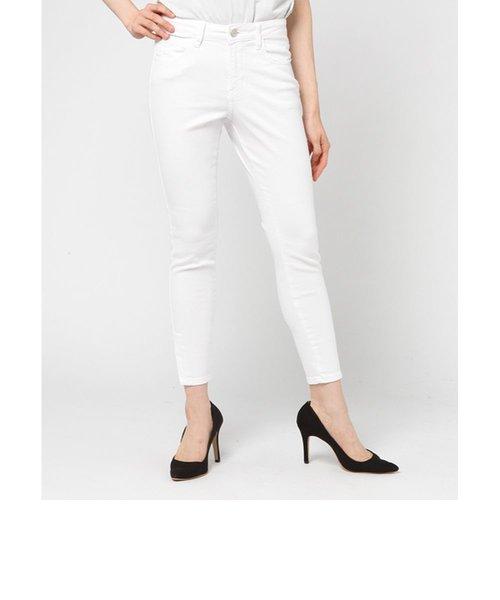 Marilyn 3-Zip Skinny Denim Pant【JAPAN EXCLUSIVE ITEM】