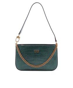KATEY Mini Top Zip Shoulder Bag