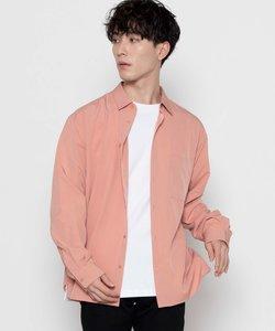 【WEB限定】ドロップショルダーカラーシャツ