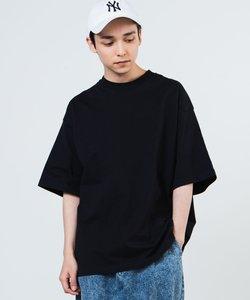 ヘビーウエイト半袖ビッグシルエットTシャツ