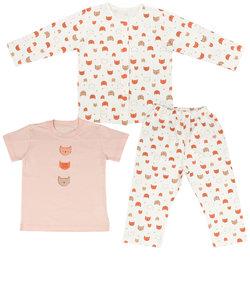 パジャマ 半袖・長袖   2トップ
