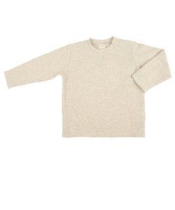 長袖 Tシャツ ワッフル