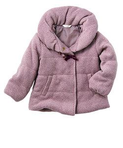 中綿コート ブークレー