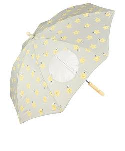 フチまる傘 星