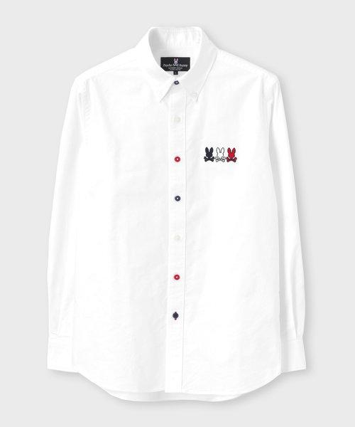 3トリコバニー  オックスシャツ