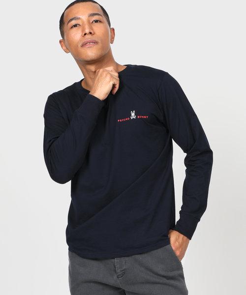 ベーシックロゴ  ロングTシャツ