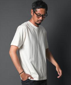 ECO FRIENDRY DYEING TEE: サステナブル Tシャツ