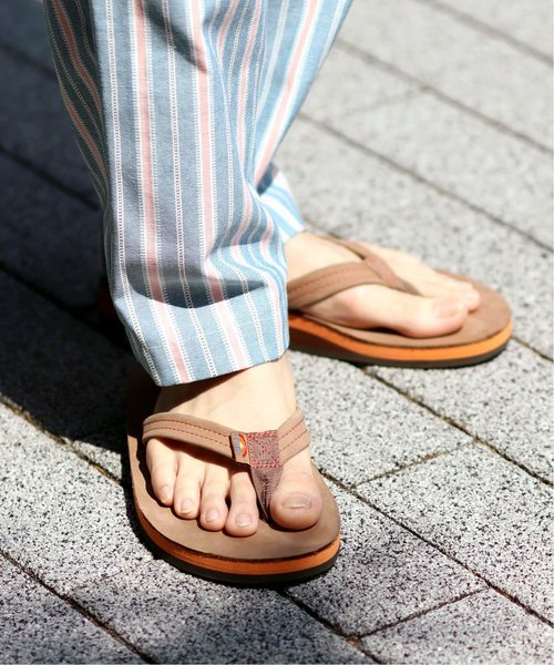 【RAINBOW SANDALS for relume】別注 SINGLE LAYER SANDALS