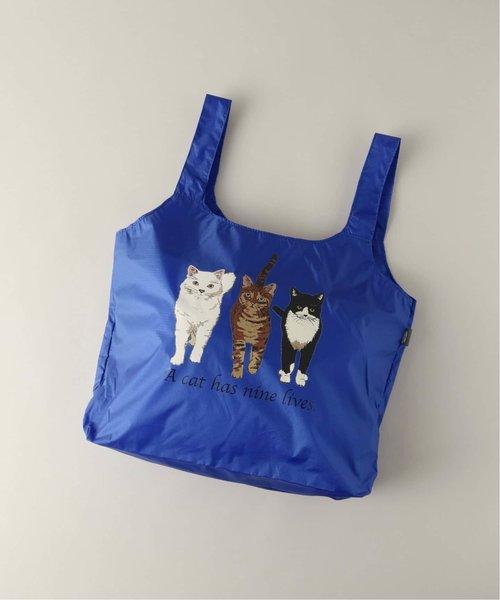 Three Cats PRINT エコバックスモール