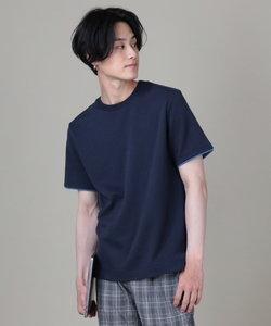 プラスワン 鹿の子Tシャツ