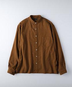 バックナンバー ネルバンドカラーシャツ