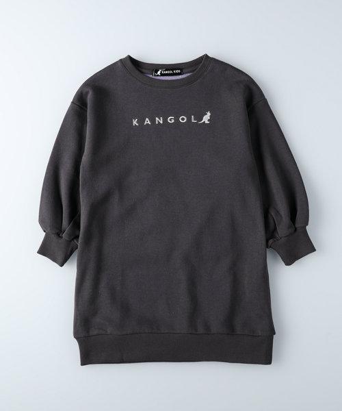 カンゴール 【ライトオン限定】切り替えワンピース キッズ