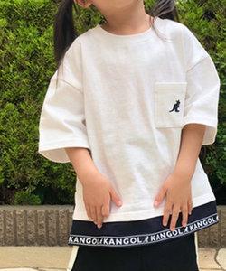 カンゴール 【ライトオン限定】レイヤードTシャツ