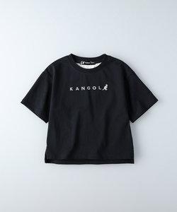 カンゴール 【ライトオン限定】切り替えビッグシルエットTシャツ