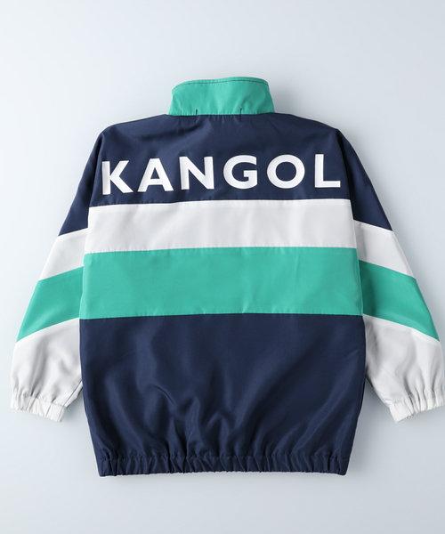 カンゴール 切り替えジャケット