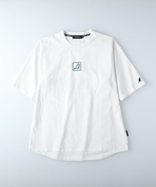 カンゴール グラフィックプリントTシャツ