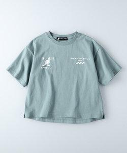 カンゴール 【ライトオン限定】ロゴプリントTシャツ