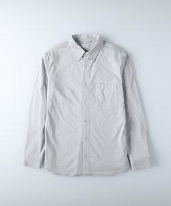 プラスワン 長袖カットシャツ