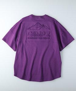 キャンプ7 エンボスロゴTシャツ