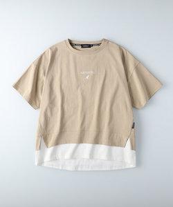 カンゴール フェイクレイヤードTシャツ