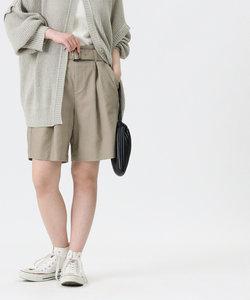 ラグマシーン ベルト付きショートパンツ