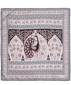 フランシス  70x70 シルク ツイル スカーフ