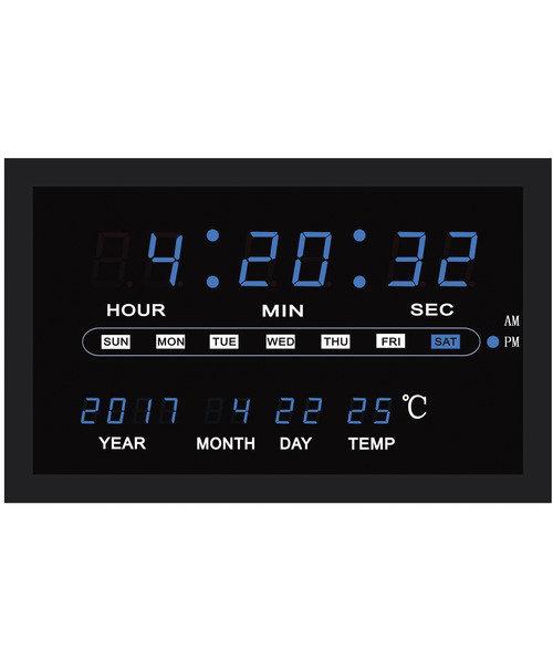 LED掛け時計(JB-40403N BL)