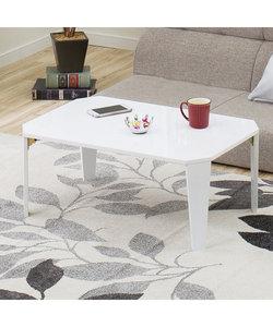 折りたたみテーブル シャイン 7550(WH)