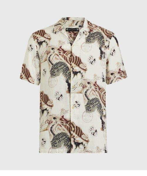 AKITA 半袖シャツ