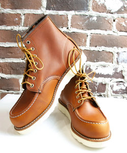 RED WING 6inch Classic Moc