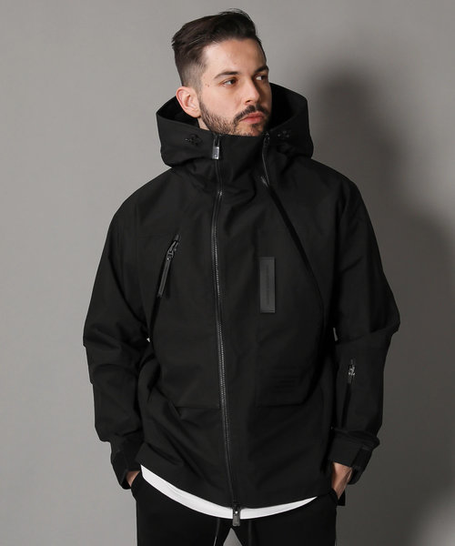 GA 3LAYER TECH PARKA