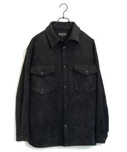 JE-フェイクスウェード・CPO-シャツジャケット