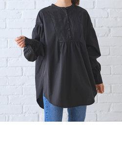 ランダムタックドレスシャツ