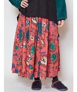 【チャイハネ】ウズベクロングスカート
