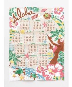 【Kahiko】2021年ジュートカレンダー HULA