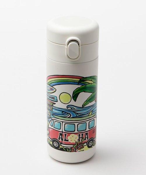 【Kahiko】アーティマナ ステンレス製ワンプッシュボトル