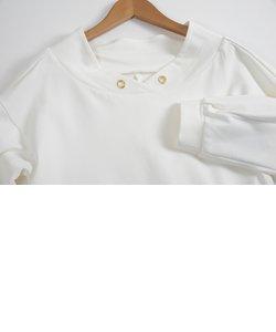 design aera デザインアエラ 美しいデコルテライン カットソー プルオーバー レディース 春 夏 全3色 ゆったりめフリーサイズ きれいめ 40代 50代 個性的 大人 OTONA ミセス 服 ファッション 女性