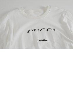 design aera デザインアエラ 話題のパロディーロゴ! グラフィックTシャツ ロンT 長袖 ラグジュアリーブランド レディース 春 秋 全3色 ゆったり きれいめ 40代 50代 個性的 大人 OTONA ミセス 服 ファッション 女性