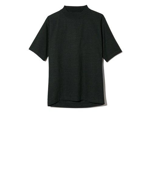 Heavy Cotton Mockneck Tshirt