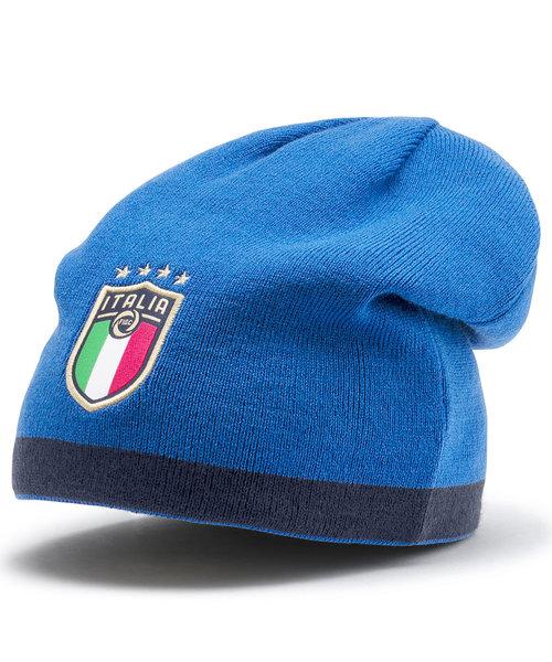 FIGC イタリア リバーシブル ビーニー