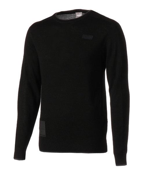 ゴルフ EGW T7 クルー ニットセーター