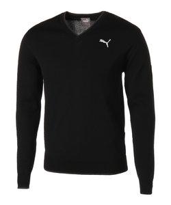 ゴルフ Vネック セーター