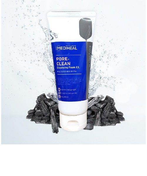 MEDIHEAL PORE-CLEAN CLEANSING FOAM EX.