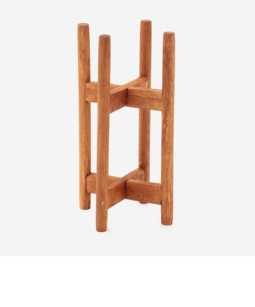 FARM ウッドスタンド 丸脚 (高さ30cm)