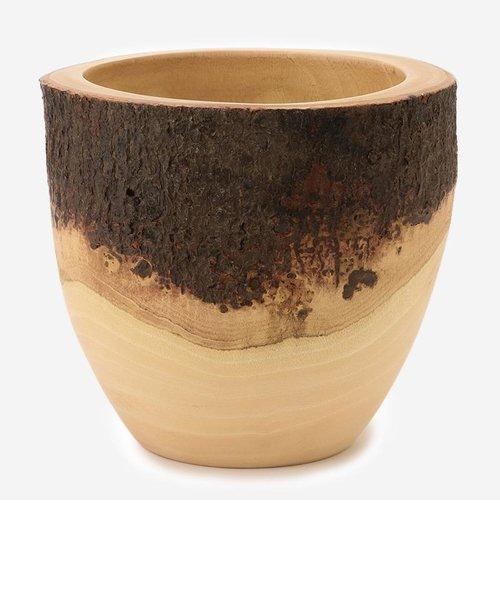 stem マンゴーウッド ボウル (5号鉢) Lサイズ