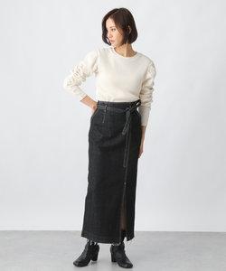 カイハラデニムタイトスカート