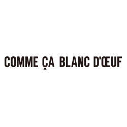 COMME CA BLANC D'OEUF
