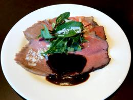 おすすめメニュー お寿司コーナー、ローストビーフ(ディナー限定)の食べ放題