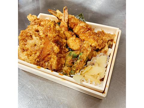 天丼弁当 松