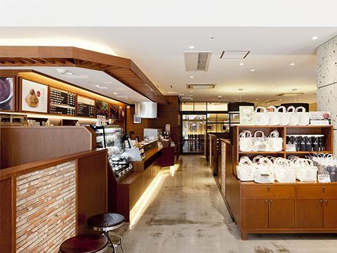 上島珈琲店 ららぽーとTOKYO-BAY店